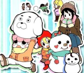 いぬまるだしっ【9巻キャラクターファイル】